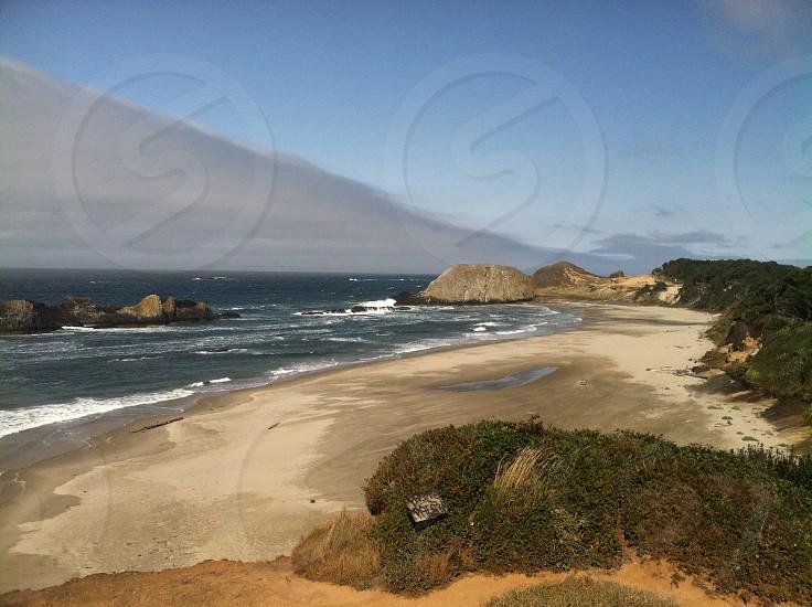 Beautiful coast!!! photo