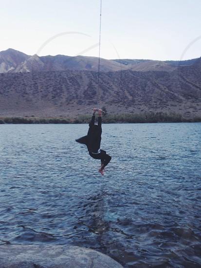 Swingin away  photo