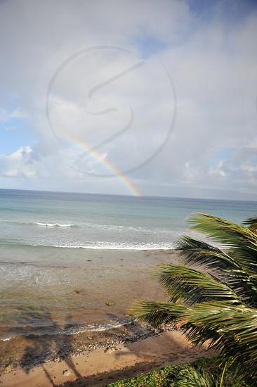 Hawaii Island Adventure Half Rainbow photo