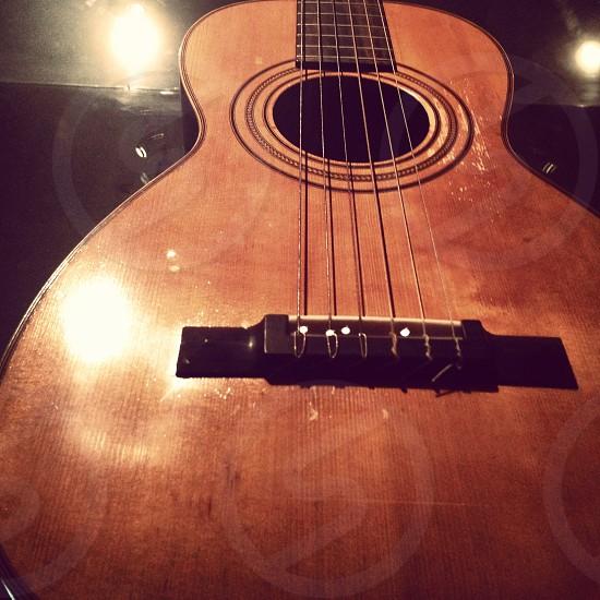 Music guitar wood instrument strings acoustic acoustic guitar  photo