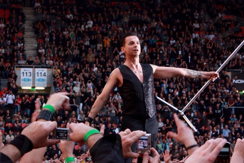 Dave gahan gahan depeche mode live show concert Rock Rock concert Rock show live show live music depeche mode concert depeche mode show photo