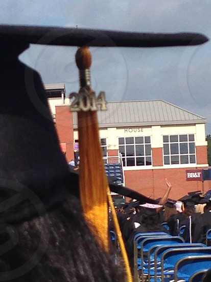 Class of 2014 Graduation tassel  photo