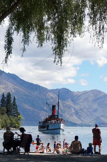 steamboat ferry lake cruise photo