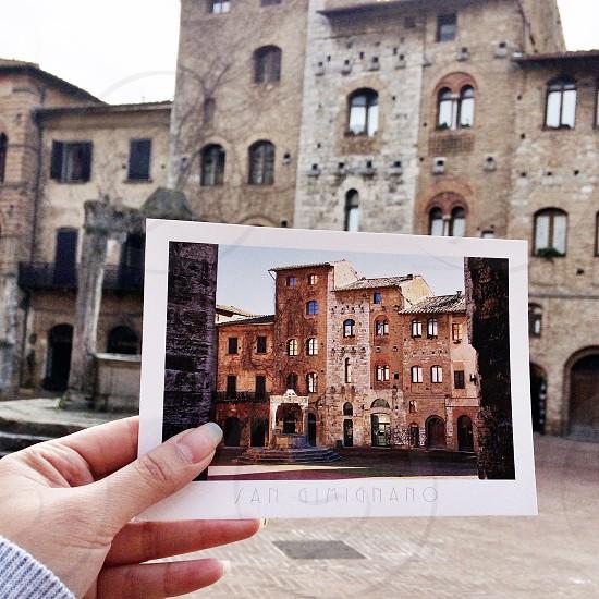 San Gimignano Italy photo