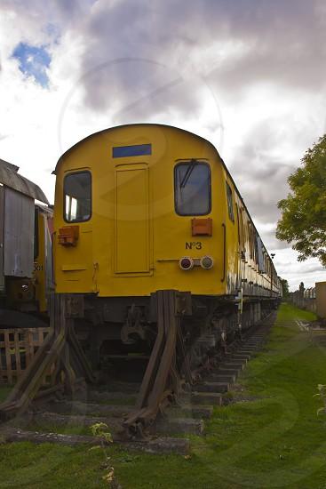 Train museum at Baginton photo