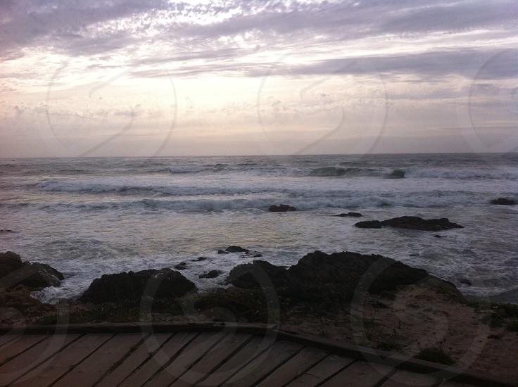 Pebble beach Ca photo