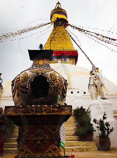 Bodisanth stupa photo
