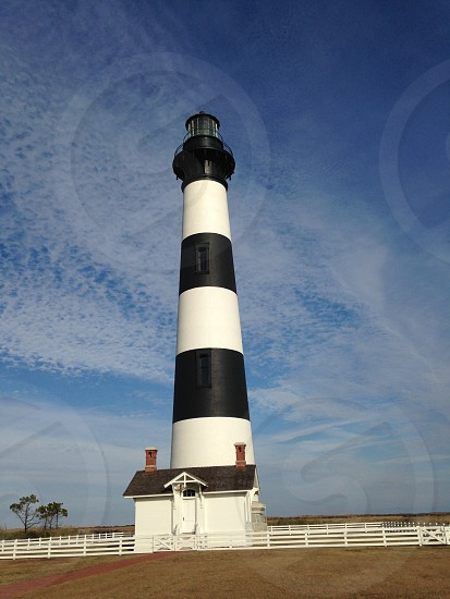 Bodie Island Lighthouse - Outer Banks of North Carolina photo