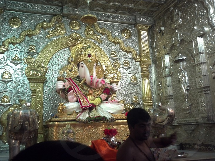 The Most awesome Ganesh temple in Pune photo