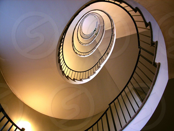 spiral staircase photo