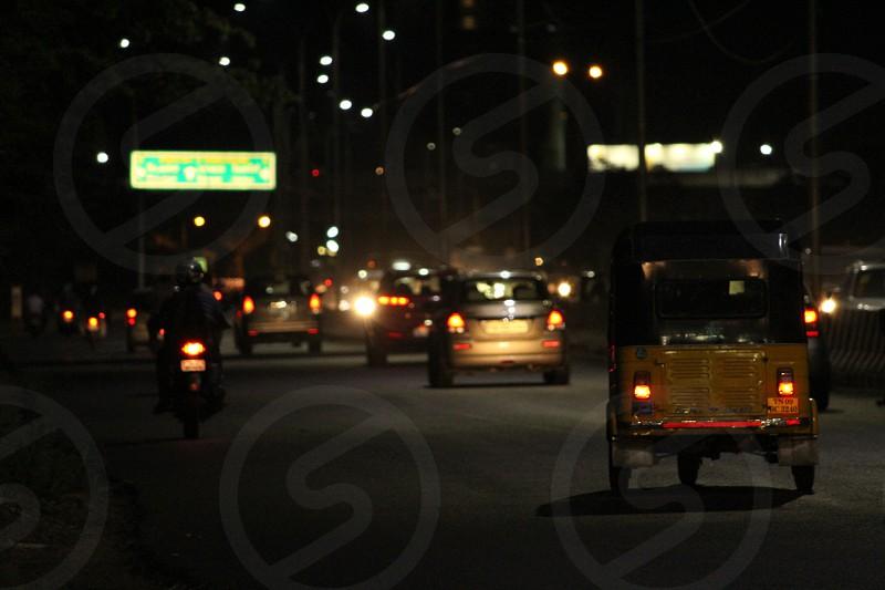 trafficchennainight photographycanon 700d photo