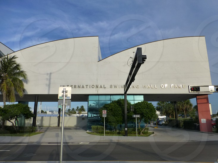 International Swimming Hall of Fame photo