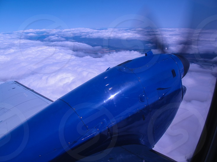 Flying to Stavanger photo