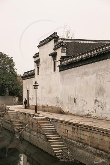 Chinese Jiannan Style Architecture    photo