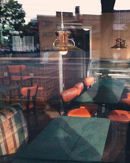 Window of Restaurant Arlington VA photo