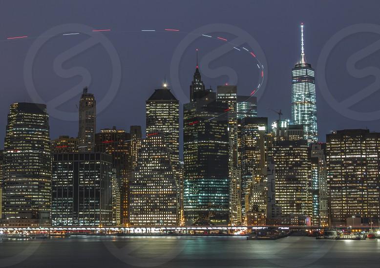 NYC CITYSCAPE photo