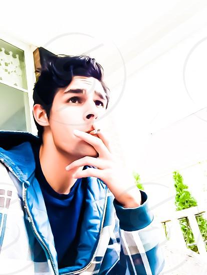 Fall cigarettes.  photo