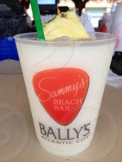 sammy's beach bar  atlantic city photo