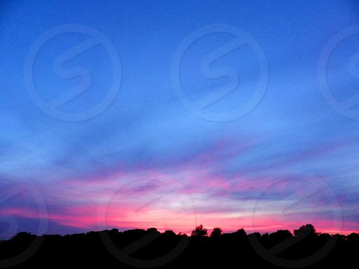 Pastel Sunset photo