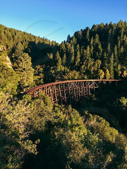 Cloud climbing railroad cloudcroft New Mexico photo