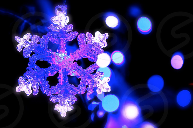 ☆Christmas Crystal Star☆ photo