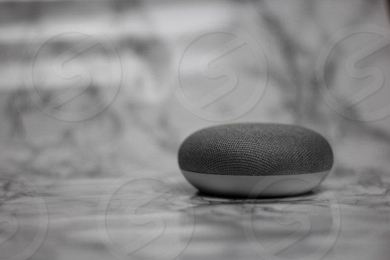 Product picture of my Google Home. photo