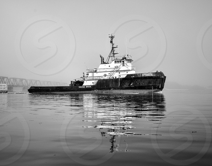 Water Transport.  photo