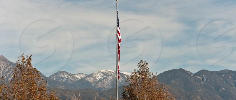 San Jacinto Mountains Riverside County California photo
