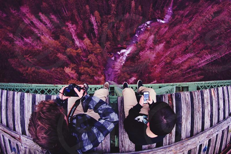 Don't fall photo