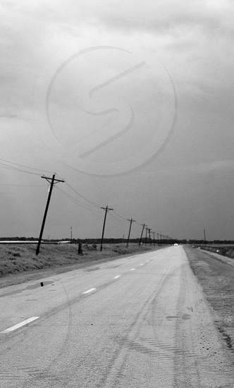 Delta road photo