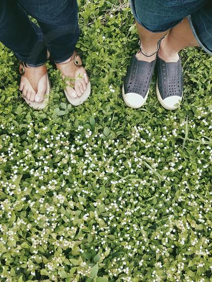 brown bickenstock sandals photo