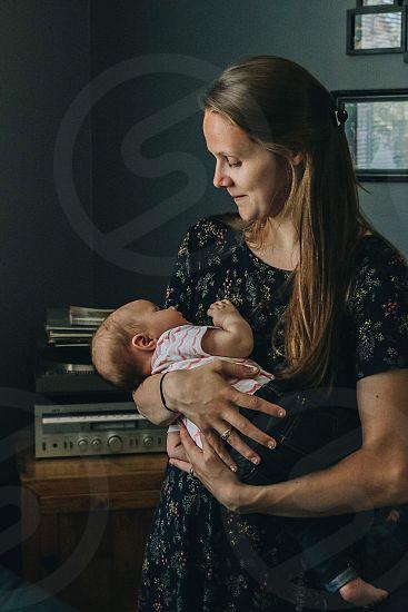 Baby photoshoot portrait baby session newborn photo