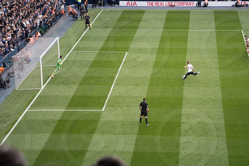 Soccer stadium London  photo