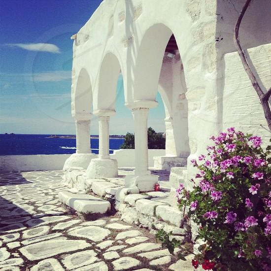 Paros Greece photo