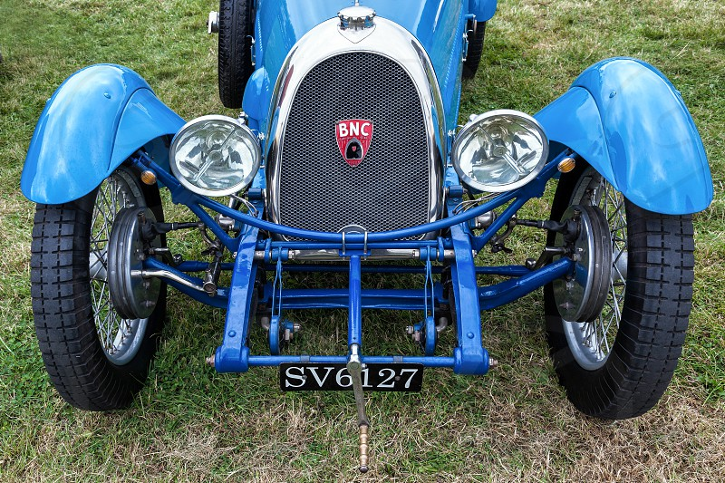 Bollack Netter and Cie Roadster photo