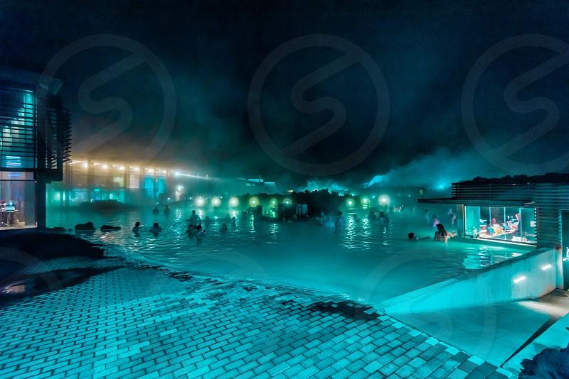 Blue Lagoon Resort Iceland. photo