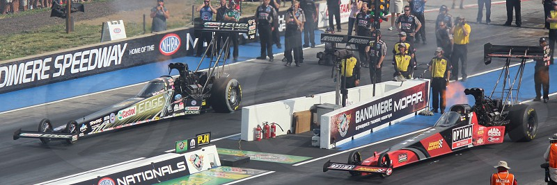 Top fuel dragsters photo