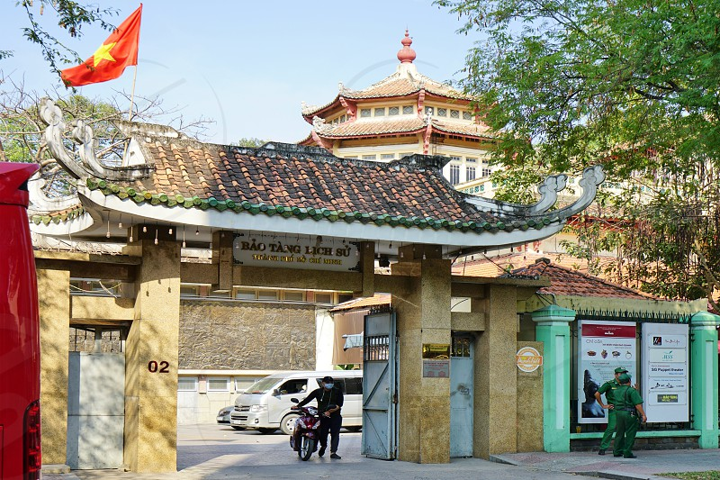 Museum of Vietnamese History - Ho Chi Minh City Vietnam photo