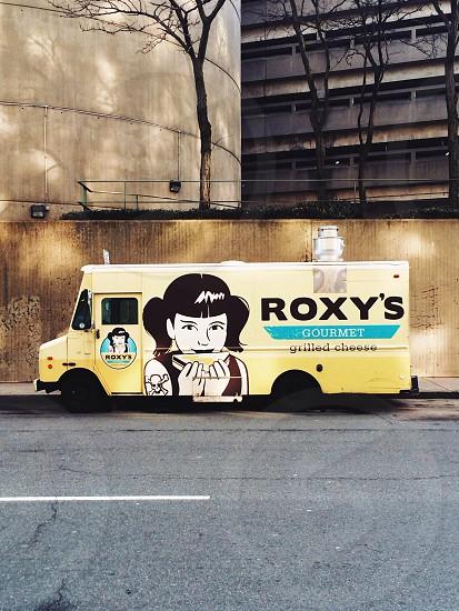 Boston MA. Backbay local food truck photo
