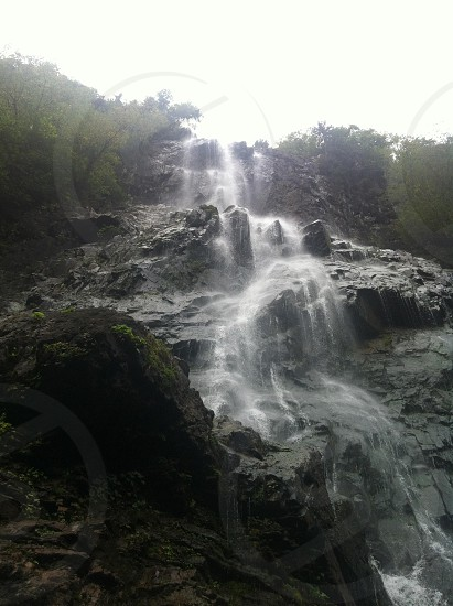 waterfalls scenery photo