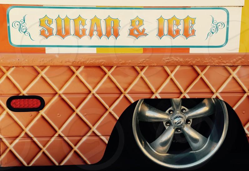 Sugar and Ice Truck photo