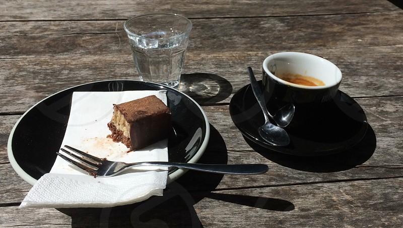 Coffee  street  food  dessert  photo
