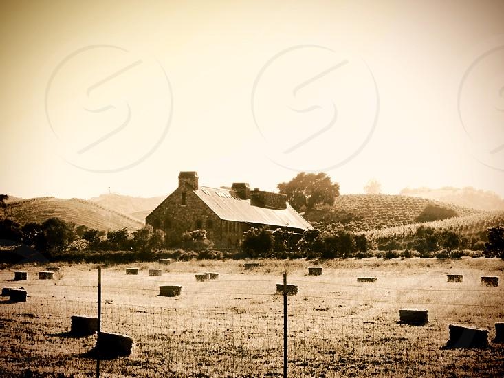 Farm cottage photo