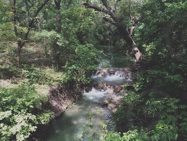 Creek Bed -- San Saba TX photo