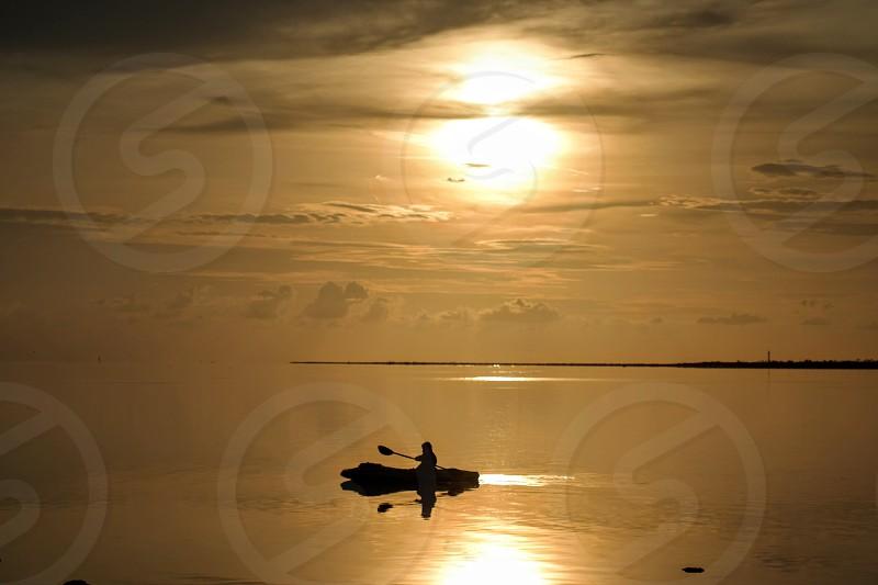 Sunset Beach Tarpon Springs FL photo