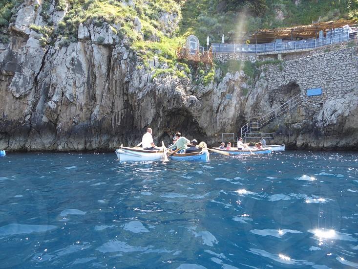 Capri Italy May 2016. #Boat #Honeymoon #Sea #Capri #Italy #Italy photo