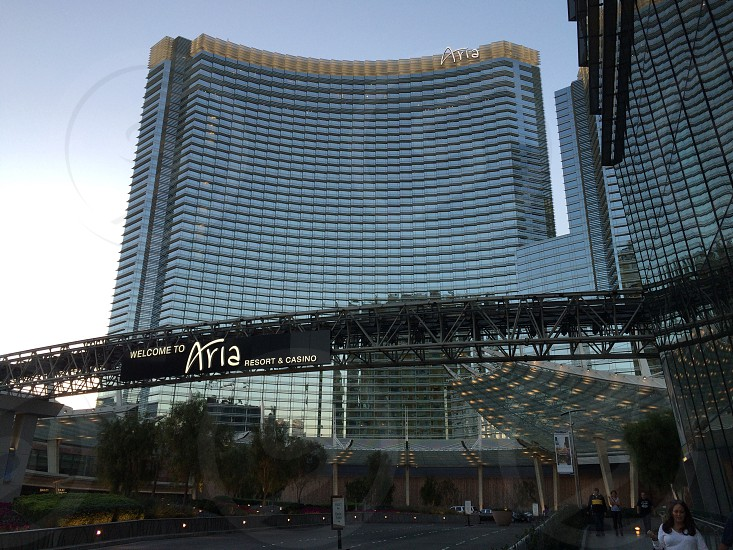 Aria Hotel Las Vegas Nevada  photo