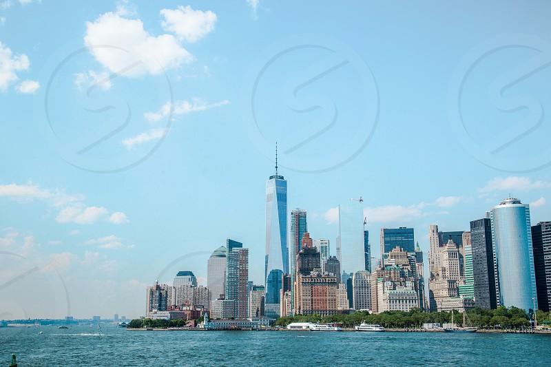 New York Harbor photo
