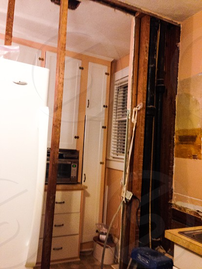 Renovation photo