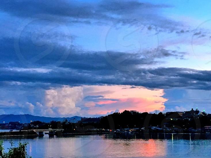 Philippines sunrise photo
